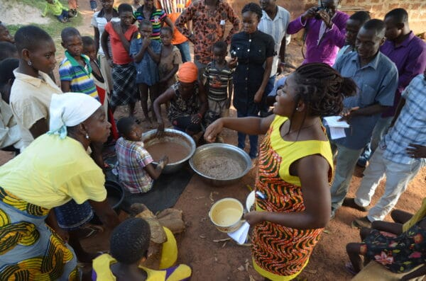 Food Security through Cooperatives
